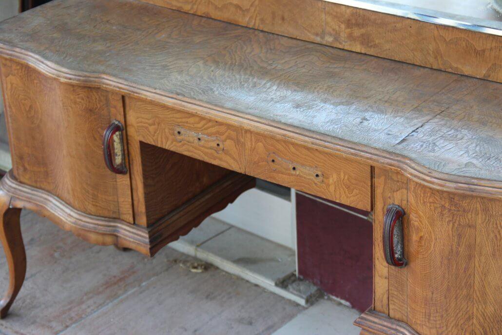 1930 mobilya eşyaları
